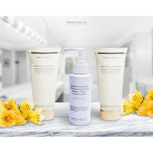 Medex hand & body cream